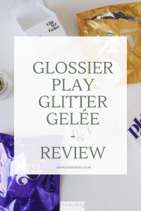 Glossier Play Glitter Gelée Review