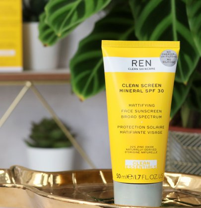 Clean Screen Mineral SPF 30 – REN Skincare – Review