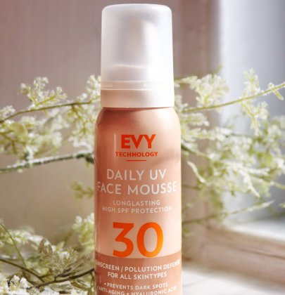 Evy Technology – SPF 30 – Daily Face Mousse