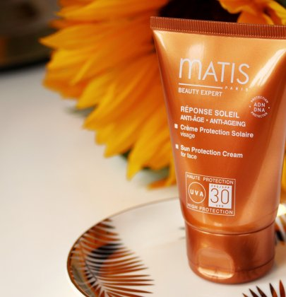 Matis Sun Protection Cream SPF30 – Suncream Review