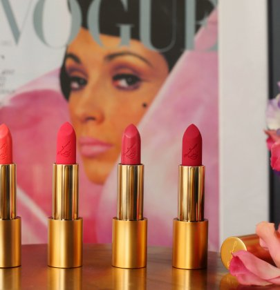 Lisa Eldridge Lipstick – Summer Pinks Collection