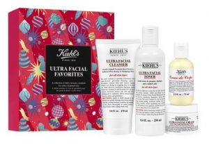 Kiehls skincare gift set contains best selling products