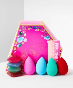 Beauty Blender Gift Set - Contains four sponges in jewel tones