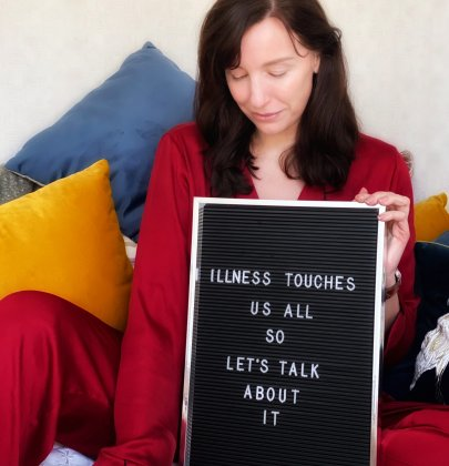 Illness Touches Us All – Why We Need To Talk More About It