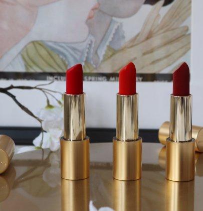 Lisa Eldridge True Velvet Lipsticks – Reds (& Nudes News)