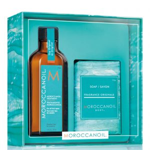 Moroccan oil -gift