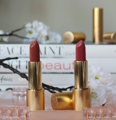 Lisa Eldridge – New Velvet Lipsticks