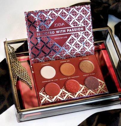 Winter Makeup – Zoeva Spice Of Life Palette Edit