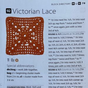 Crochet patterns for victorian lace