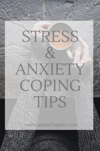 Coping Tips - Learning to adjust in this difficult time filled with much stress and anxiety.