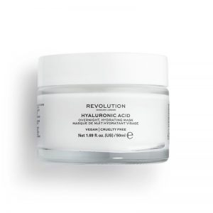 Revolution Hydrating Face Mask vegan skincare