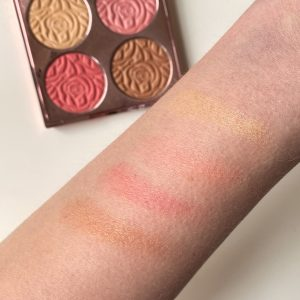 By Terry Brightening CC Palette swatches