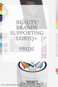Beauty Brands Supporting LGBTQ+ Pride