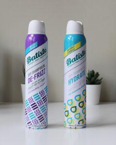 Batiste instant dry shampoo