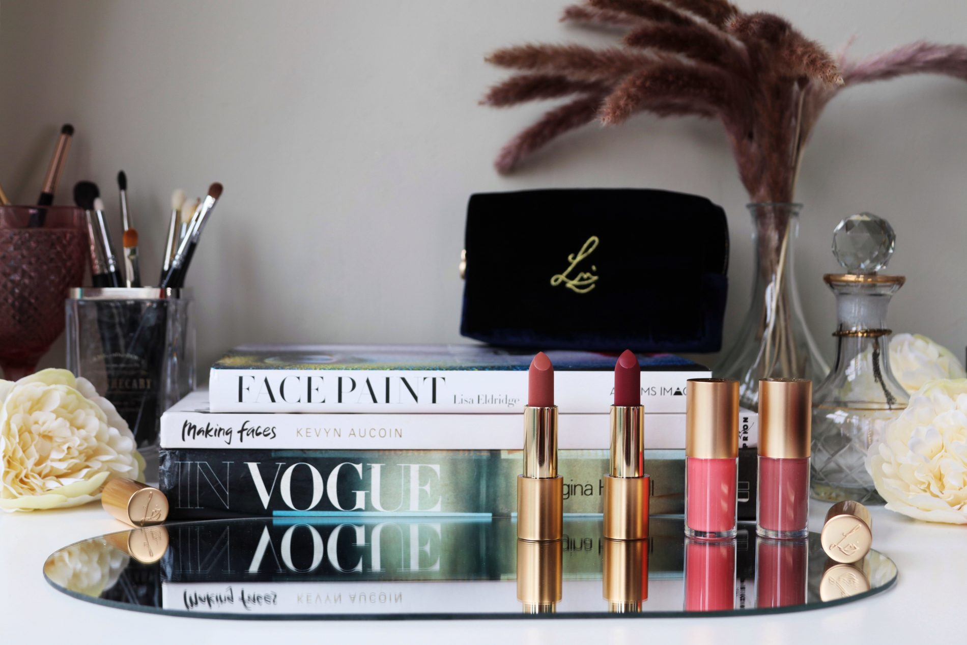 Lisa Eldridge Beauty Holiday 2020