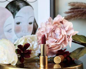 Lisa Eldridge Velvet Blush matte lipstick