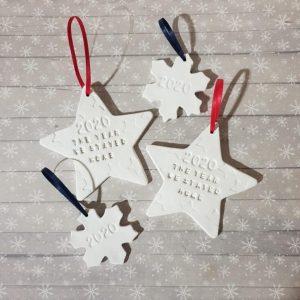 handmade xmas decorations 2020