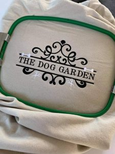 Shop local xmas gifts Embroidery north east