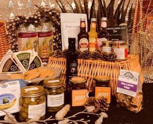 shop local xmas gifts christmas hamper north east