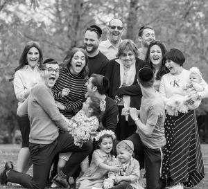 Sean Elliot Photography Family photoshoot