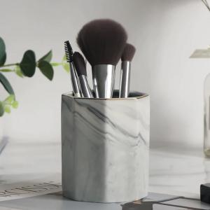 Makeup gifts brush holder