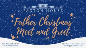 Northumberland Christmas Experiences Paxton House