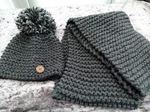 handmade knitwear north east blogger