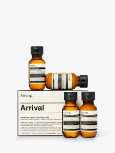 Beauty Xmas Gifts Aesop gift set vegan and cruelty free