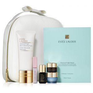 Christmas gift ideas! Estee Lauder skincare gift set