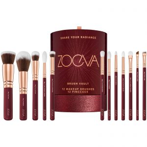 beauty xmas gift ideas - Zoeva makeup brush set