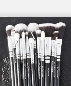 beauty xmas gift ideas - Zoeva makeup brush set - north east beauty blogger and makeup artist recommended