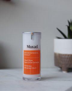 Murad Vita C Eyes! Best beauty of 2020