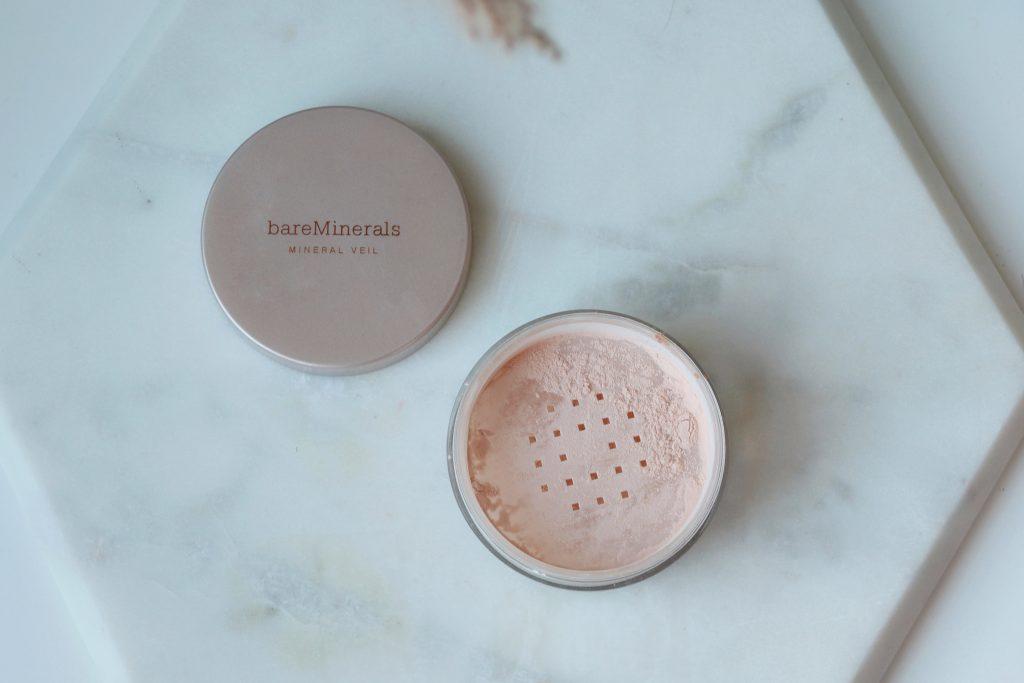 Bareminerals Mineral Veil Powder vegan friendly makeup