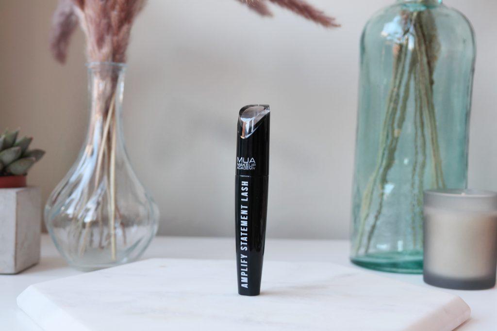 MUA Makeup Academy Amplify Statement Lash Volume Mascara vegan makeup