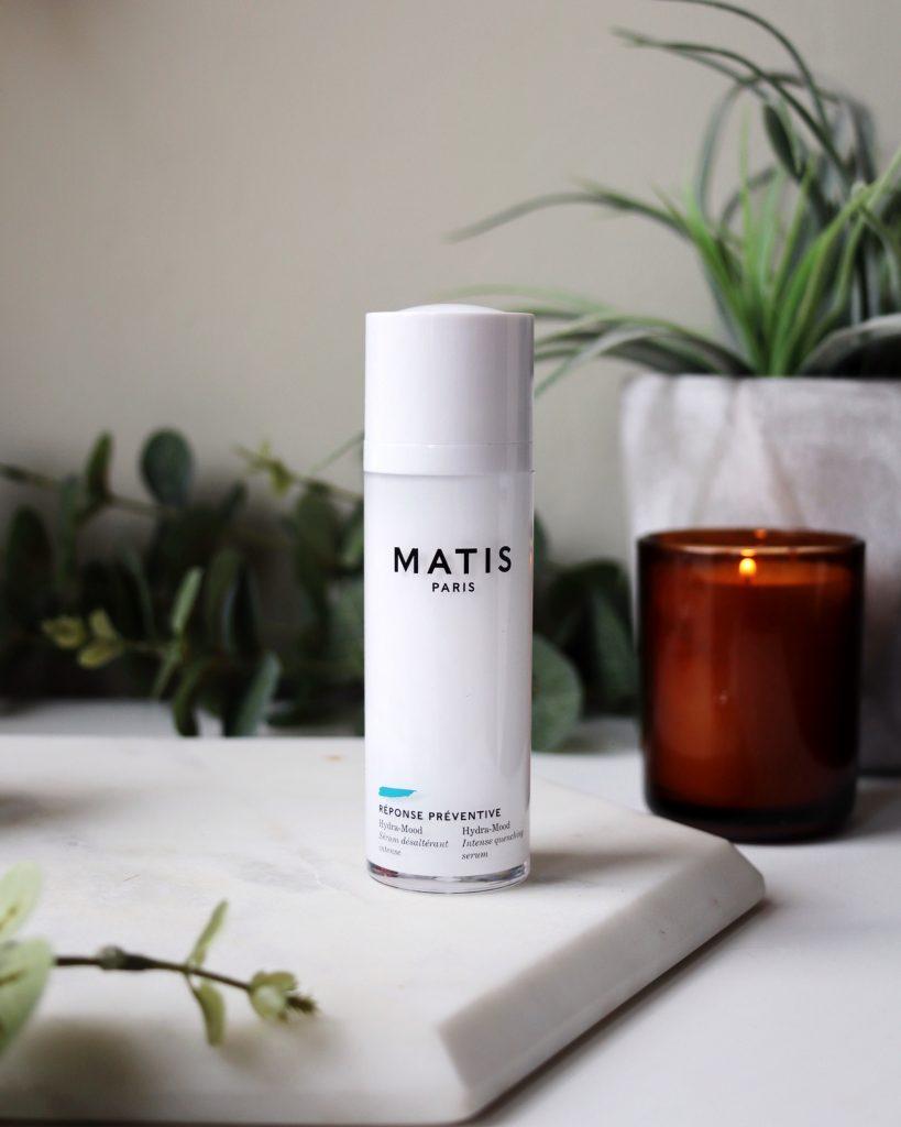 Matis Paris romantic garden skincare set face serum