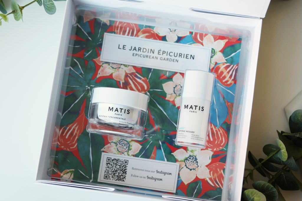 Matis Paris Epicurean Garden Skincare Set Mother's Day gift