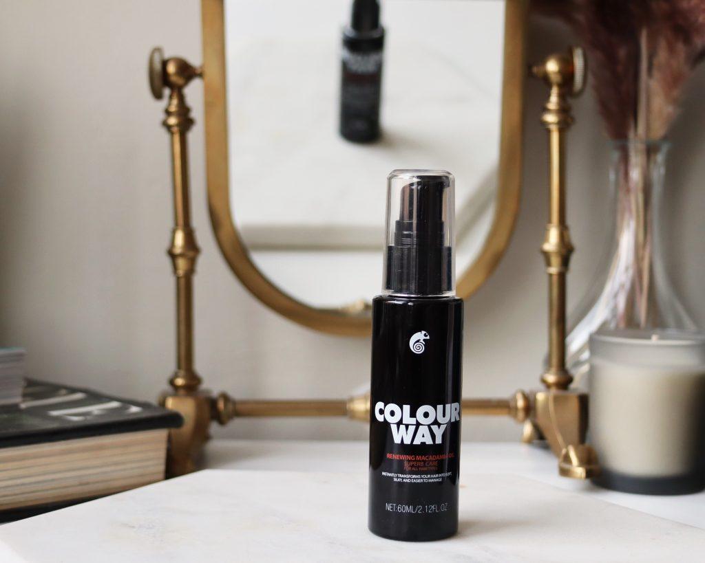 Colourway Haircare Renewal Macadamia Hair Oil