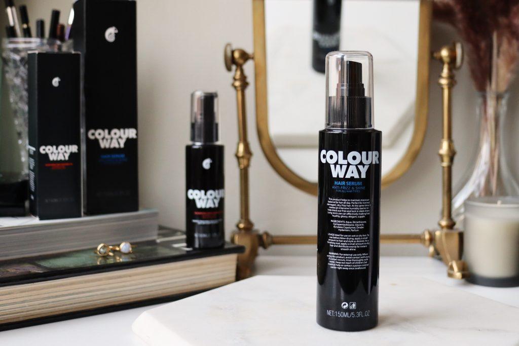 Colourway Haircare Anti-Fizz Hair Serum