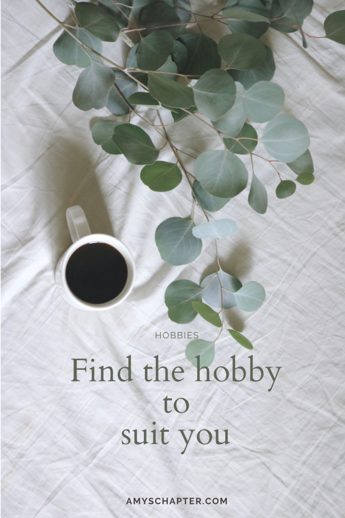 Hobbies - Find The Hobby To Suit You