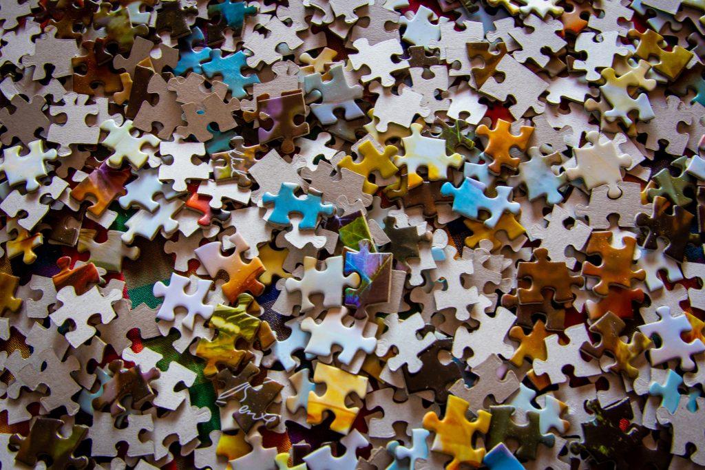 Jigsaw puzzles hobbies
