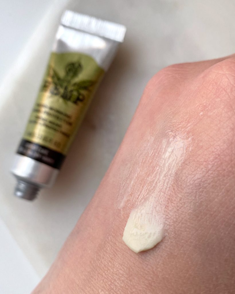 Hand Cream skincare review