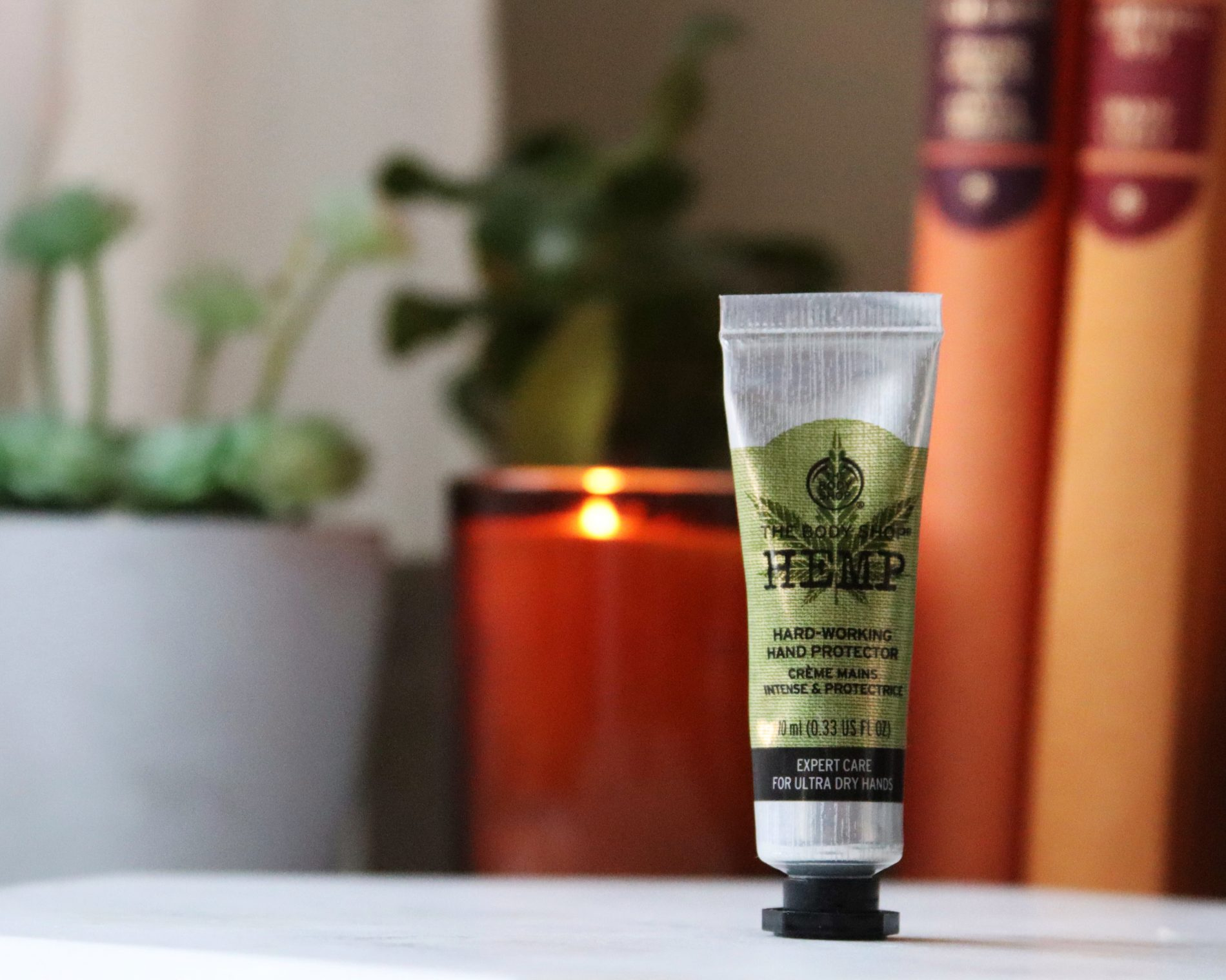 The Body Shop Hemp Hand Cream high street cruelty free skincare