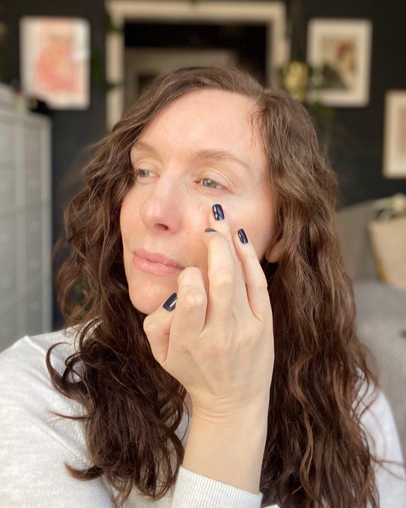 Wake Skincare Eye Gel North east beauty blog