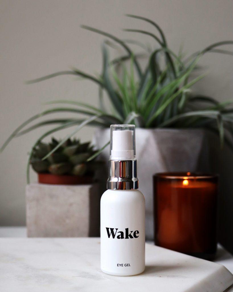 Wake Skincare Eye Gel
