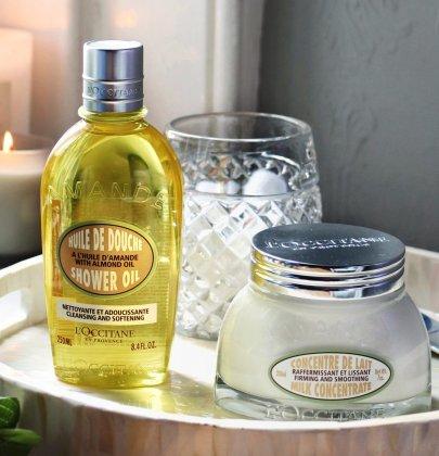 L'occitane – The Almond Collection