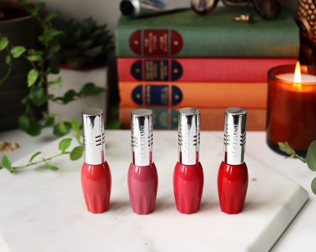 L'occitane Pressed Fruity Lipsticks