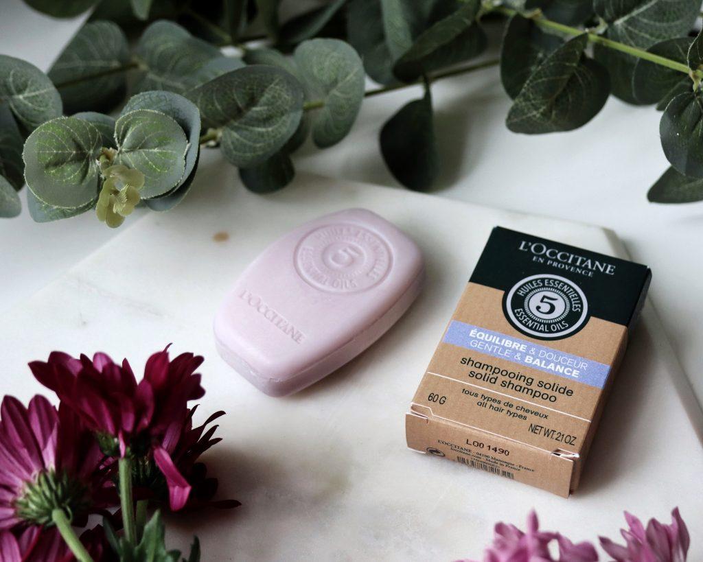 L'occitane Solid Shampoo Bar