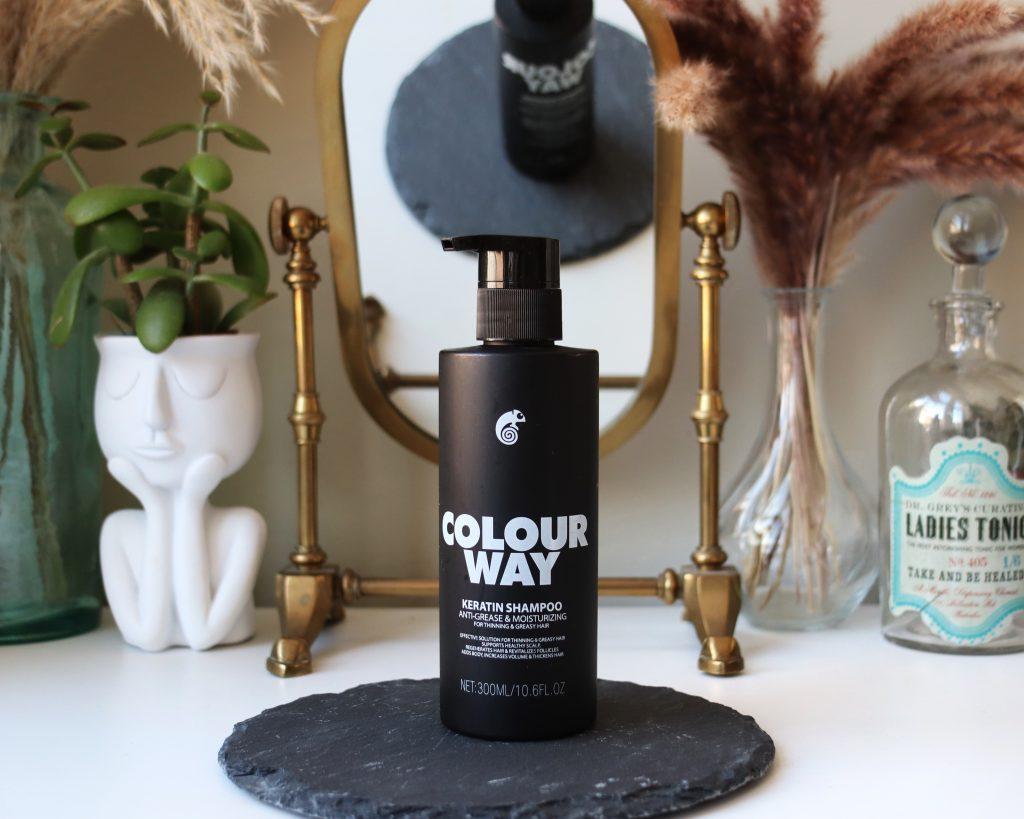 Colourway Keratin Shampoo haircare
