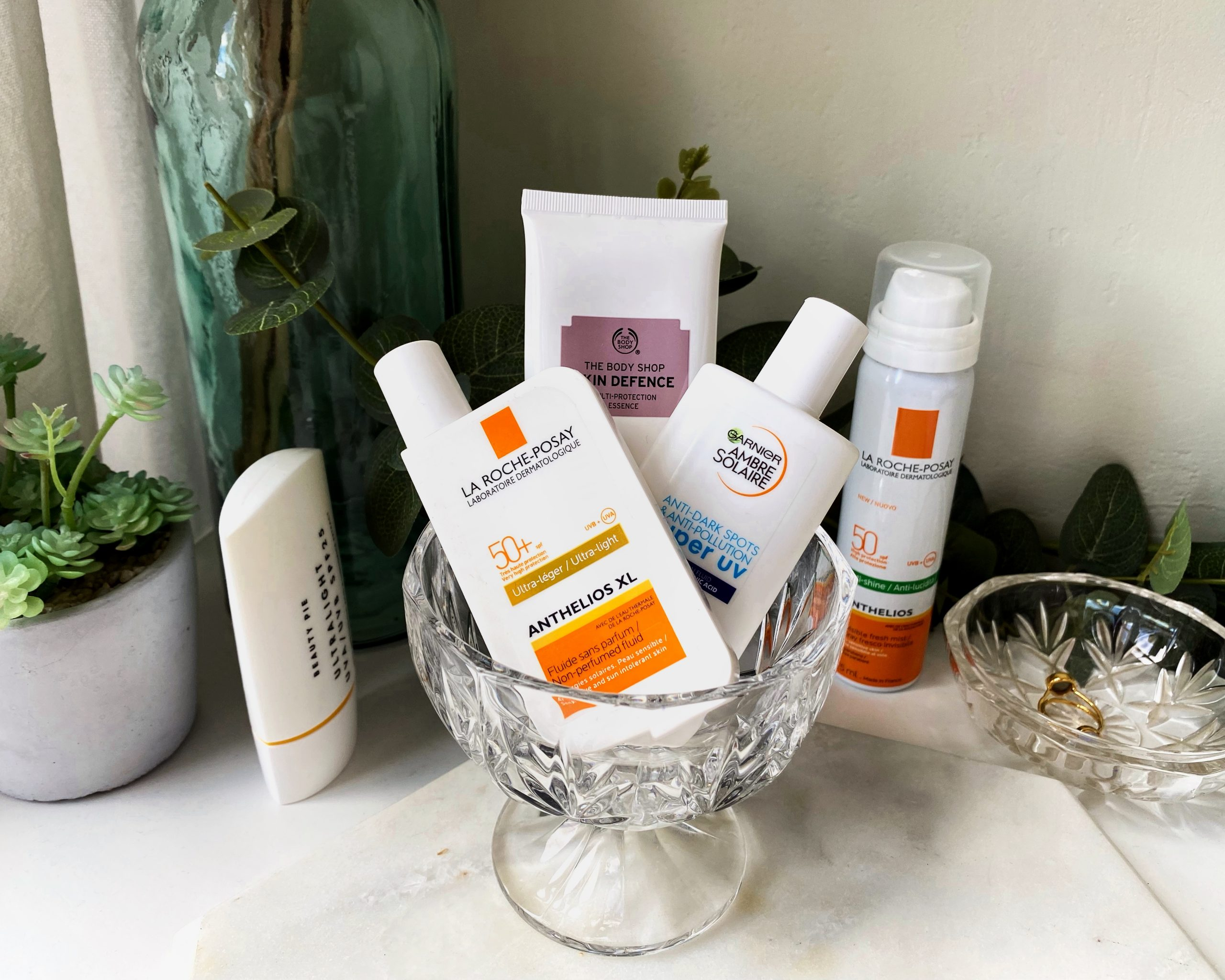 Best budget SPFs. My top pick of SPFs on the highstreet and drugstore!